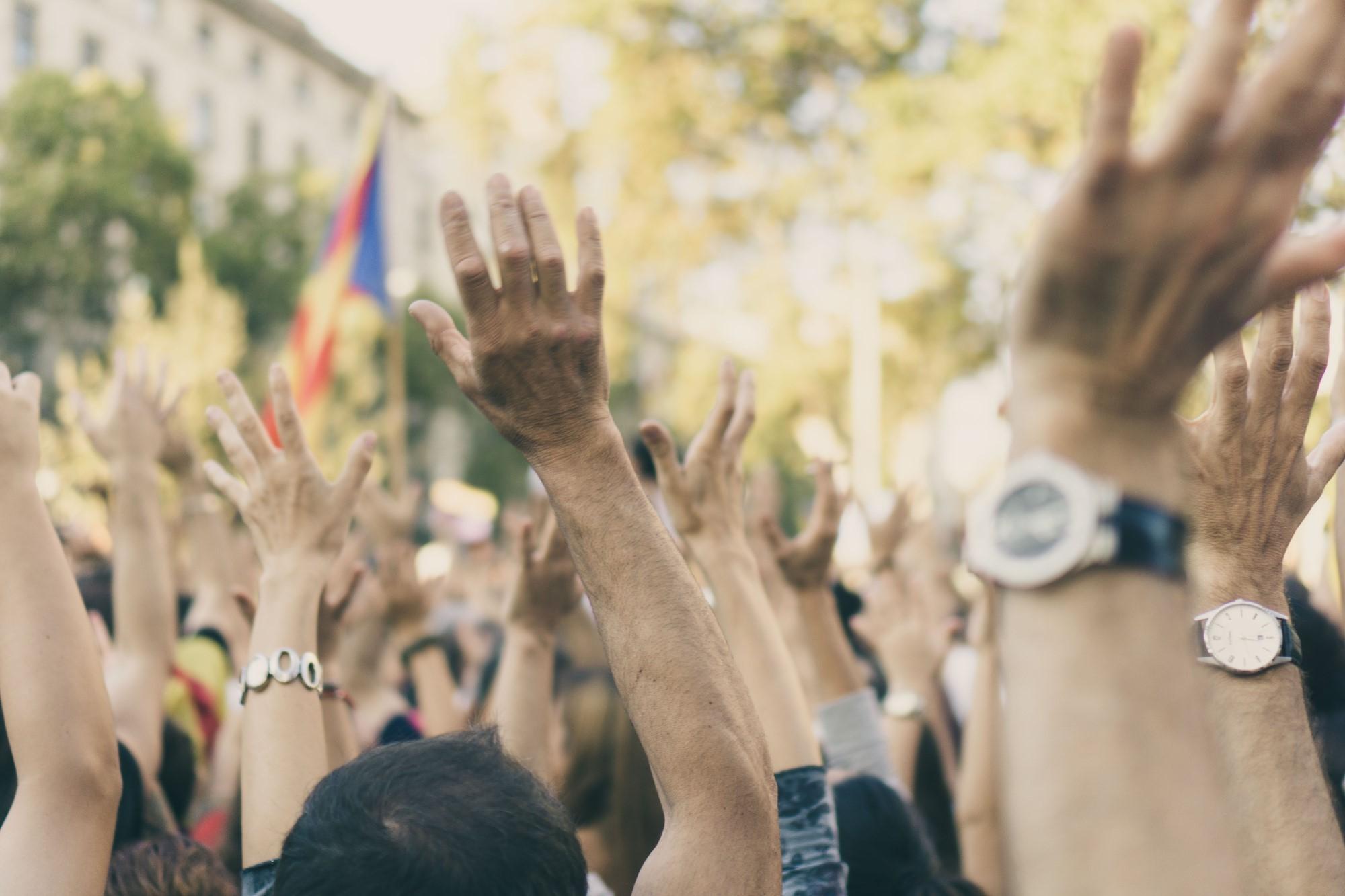 Vamos por revolución de anticorrupción